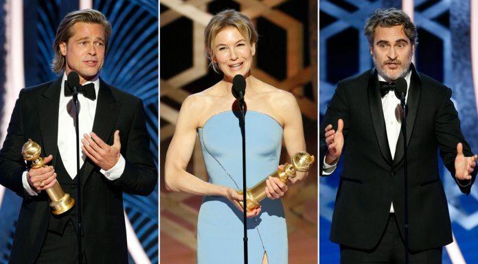 Daftar Pemenang Golden Globes 2020: Joaquin Phoenix Bawa Pulang Trofi Best Actor