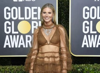 Inspirasi Trend Fashion Dari Red Carpet 77th Golden Globes 2020
