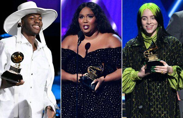 Daftar Lengkap Pemenang Grammy Awards 2020: Billie Eilish, Lizzo, dan Lil Nas X Raih Trofi