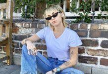 Shaggy Mullet Miley Cyrus Curi Perhatian, Akan Jadi Trend Gaya Rambut Tahun Ini?