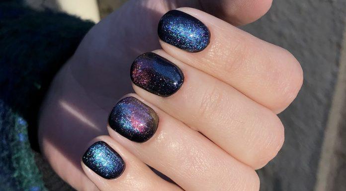 Nail Art Magnetic Galaxy yang Magic, Yuk Cari Tahu Bahan Pembuatnya