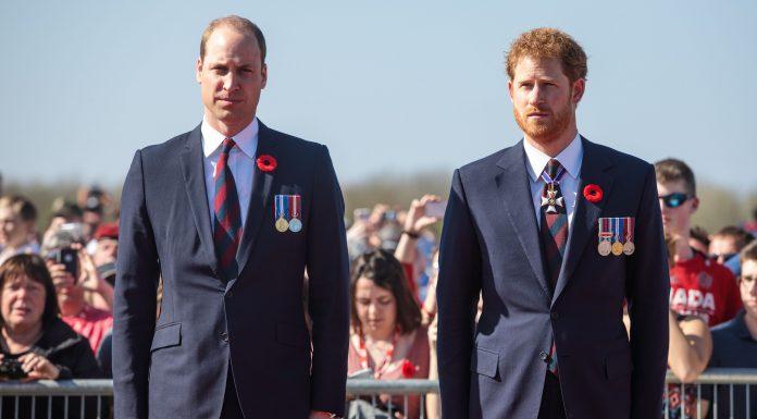 Pernyataan Resmi Prince William dan Harry Bantah