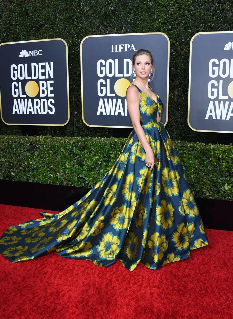Inspirasi Trend Fashion Dari Red Carpet 77th Golden Globes 2020