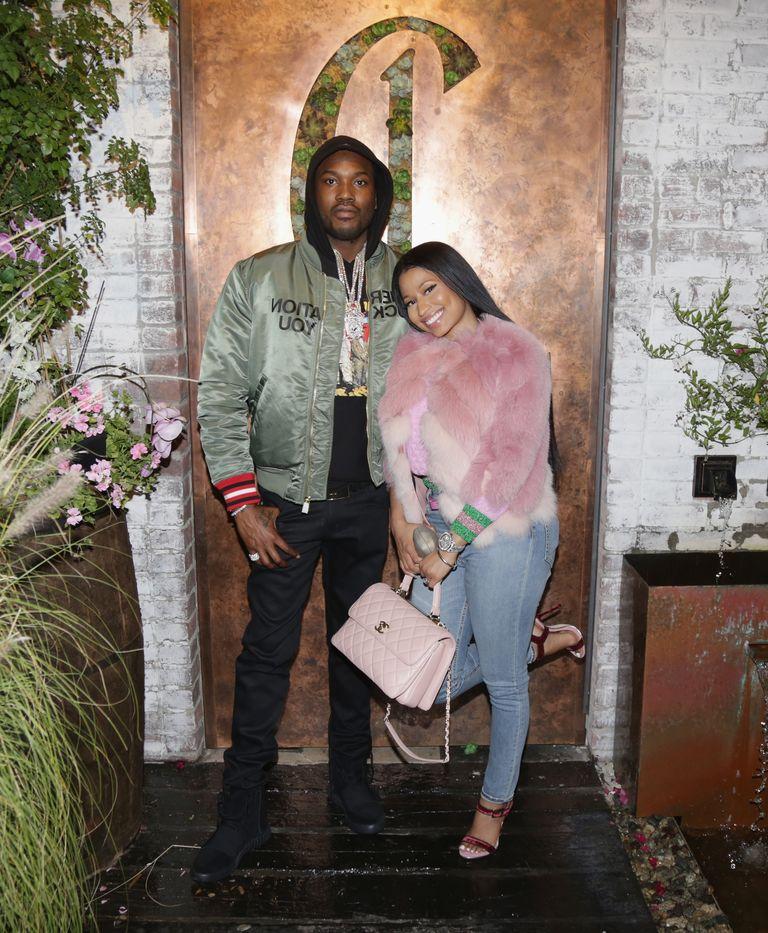 Video Tunjukan Nicki Minaj dan Kenneth Petty Bertengkar Dengan Sang Mantan, Meek Mill