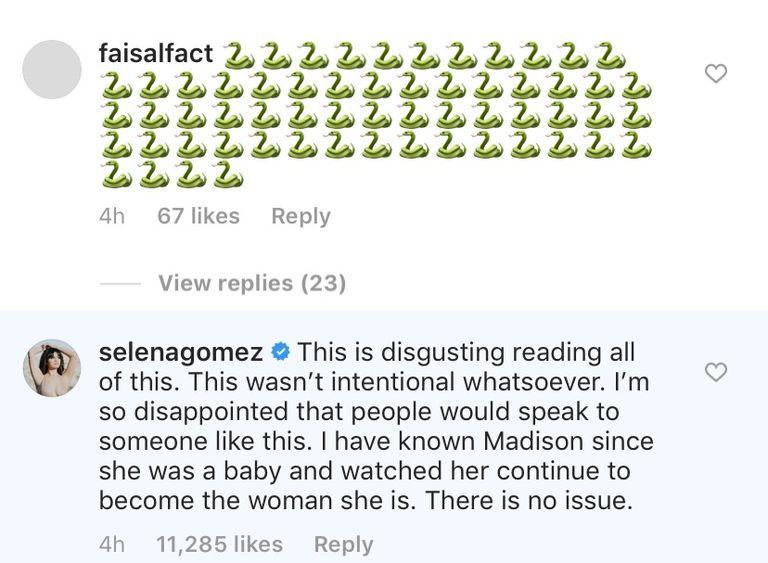 Selena Gomez dan Hailey Baldwin Terlihat Di Restauran yang Sama, Madison Beer Dikritik Pedas?