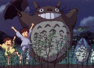 Sah! Netflix Menjadi Pemegang Lisensi Internasional untuk Film Studio Ghibli