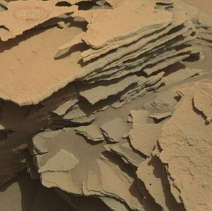 7 Tahun di Mars, Ini Dia Foto Terbaik dari Curiosity