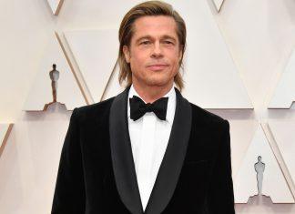 Brad Pitt Menyebut Tentang Anak-anaknya Dengan Angelina Jolie di Pidato Kemenangan Oscar 2020