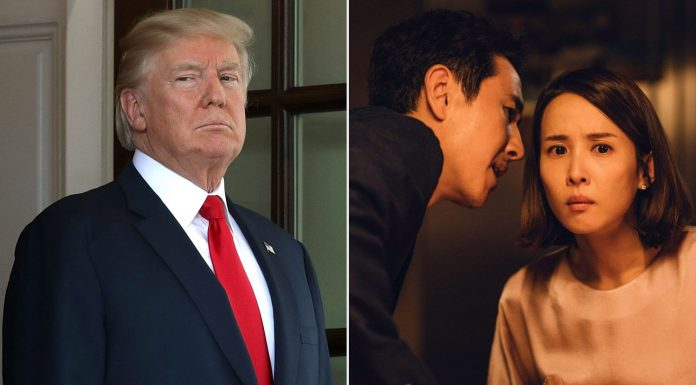 Donald Trump Kritisi Kemenangan 'Parasite' Untuk Best Picture Oscar 2020