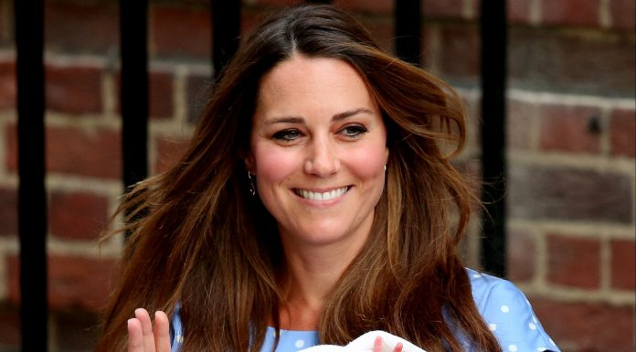 Kate Middleton Akui Berfoto Setelah Melahirkan Prince George Sangat