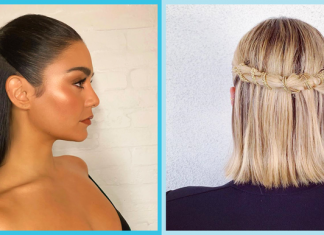 10 Inspirasi Gaya Rambut Lurus yang Tidak Membosankan