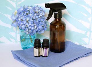 DIY Disinfectant Spray Mudah Untuk Di Rumah