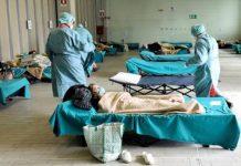 Jadi Pusat Kasus Virus Corona Terbanyak, Eropa Bangun Bangsal Darurat
