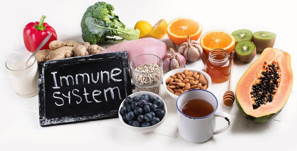 Tingkatkan Sistem Kekebalan Tubuh dengan Asupan Makanan dan Minuman Berikut Ini