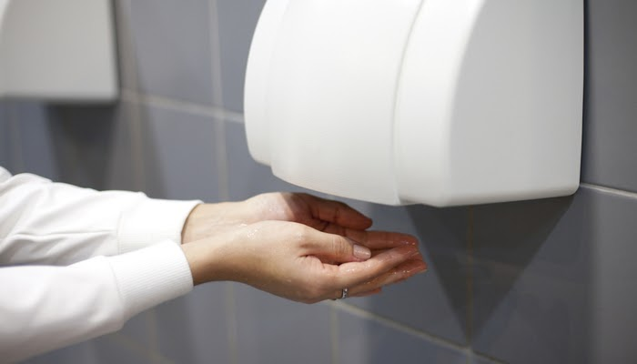 Inilah Cara Terbersih Keringkan Tangan Setelah Mencucinya