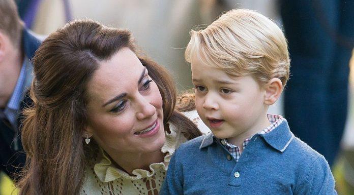 Super Gemas! Di Instagram, Kate Middleton Bagikan Kartu Buatan Prince George