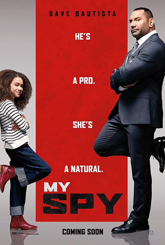 MeraMuda Review: 'My Spy'