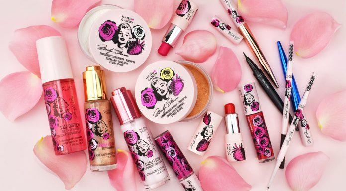 Hard Candy Luncurkan Koleksi Marilyn Monroe Makeup dan Skin-Care