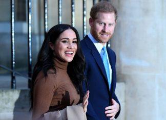 Tak Lagi Tinggal di Kanada, Meghan Markle dan Prince Harry Sudah Pindah ke Los Angeles?