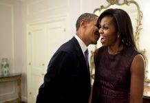'Netflix and Chill' Jadi Agenda Michelle dan Barack Obama Selama Isolasi Diri