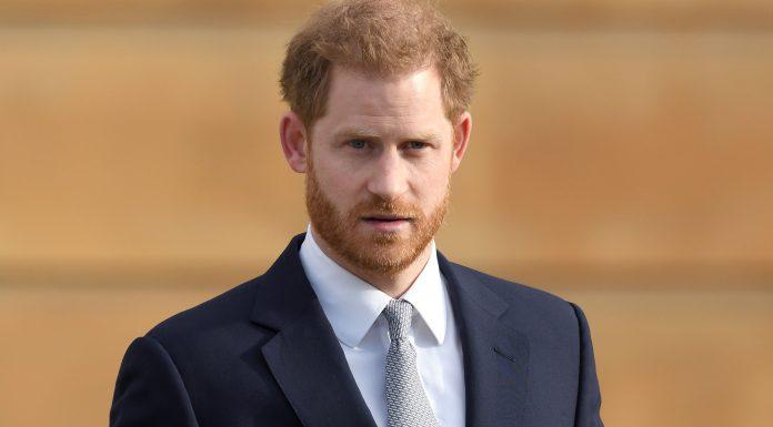 Prince Harry Dilaporkan