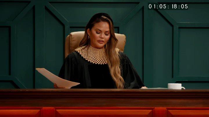 Chrissy Teigen Akan Segera Rilis Acara TV Terbarunya, Chrissy's Court
