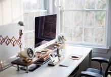 Inspirasi Ruang Kerja di Rumah dari Para Selebriti Hollywood