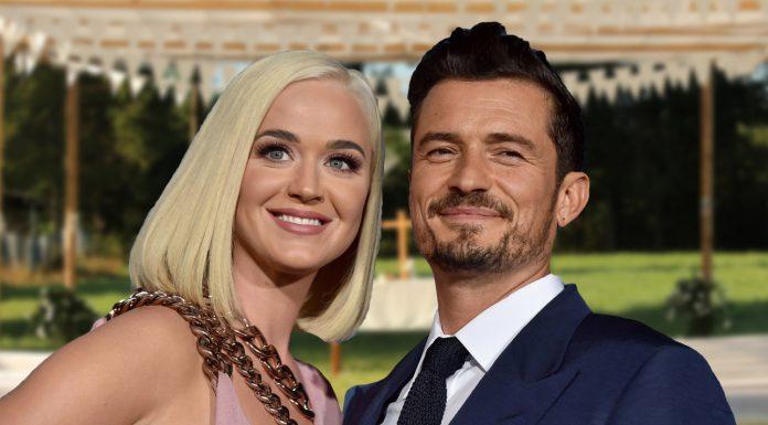 "Katy Perry Umumkan Kehamilan Lewat Video Musik ""Never Worn White"""