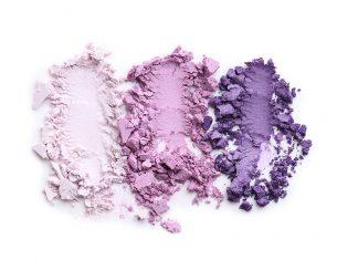 Lavender Jadi Tren Warna Makeup Tahun 2020