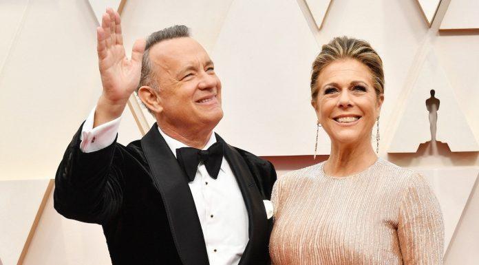 Tom Hanks dan Rita Wilson Positif Corona