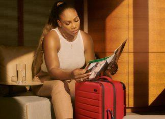 Solusi Packing Sepatu, Serena Williams Akan Rilis Koleksi Koper Terbaru dengan Shoe Cube