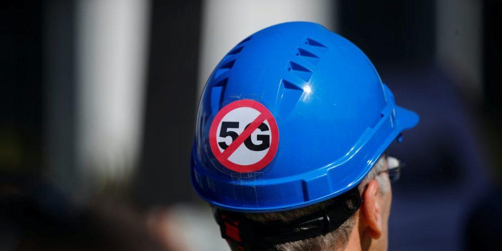 Teori Konspirasi COVID-19 Diduga Jadi Pemicu Tragedi Kebakaran 3 Menara Jaringan 5G di Inggris