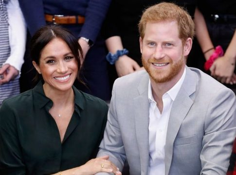 """Meghan Markle dan Harry Tak Sabar """"Jadi Pasangan yang Diinginkan"""" Setelah Mundur dari Kerajaan Inggris"""