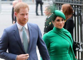 Dokumen Pengadilan Beberkan Isi Pesan Meghan Markle dan Prince Harry Kepada Thomas Markle