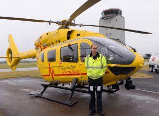 Pangeran William Ingin Kembali Jadi Pilot Ambulans Udara Di tengah Pandemi Coronavirus