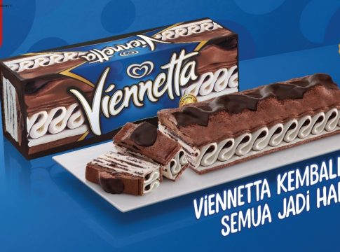 Kabar Gembira Buat Generasi 90-an, Wall's Viennetta Diproduksi Kembali!