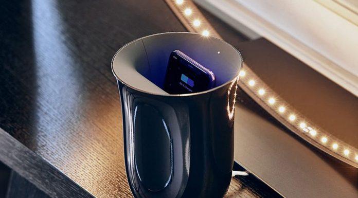 Charger Handphone dengan Sinar UV Anti Bakteri Laris Manis di Pasaran