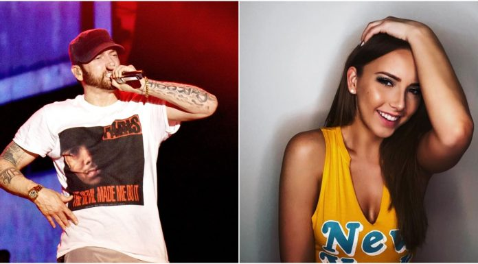 Penuh Kebanggaan, Ini yang Dikatakan Eminem Mengenai Sang Putri Hailie Jade Mathers