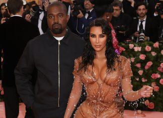 """Kim Kardashian dan Kanye West """"Sering Berdebat"""" Selama Karantina Bersama"""