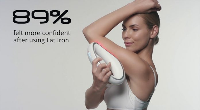 Hilangkan Stretch Mark dan Kulit Kendor, Indiegogo Rilis Inovasi Terbaru Lumina Fat Iron