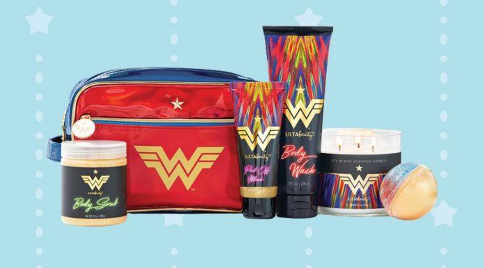 Ulta Beauty Merilis Koleksi Wonder Woman 1984