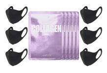 Cerdas, Produk Sheet Mask Asal Korea Selatan Ini Buat Bundle Masker Wajah dan Masker Kain