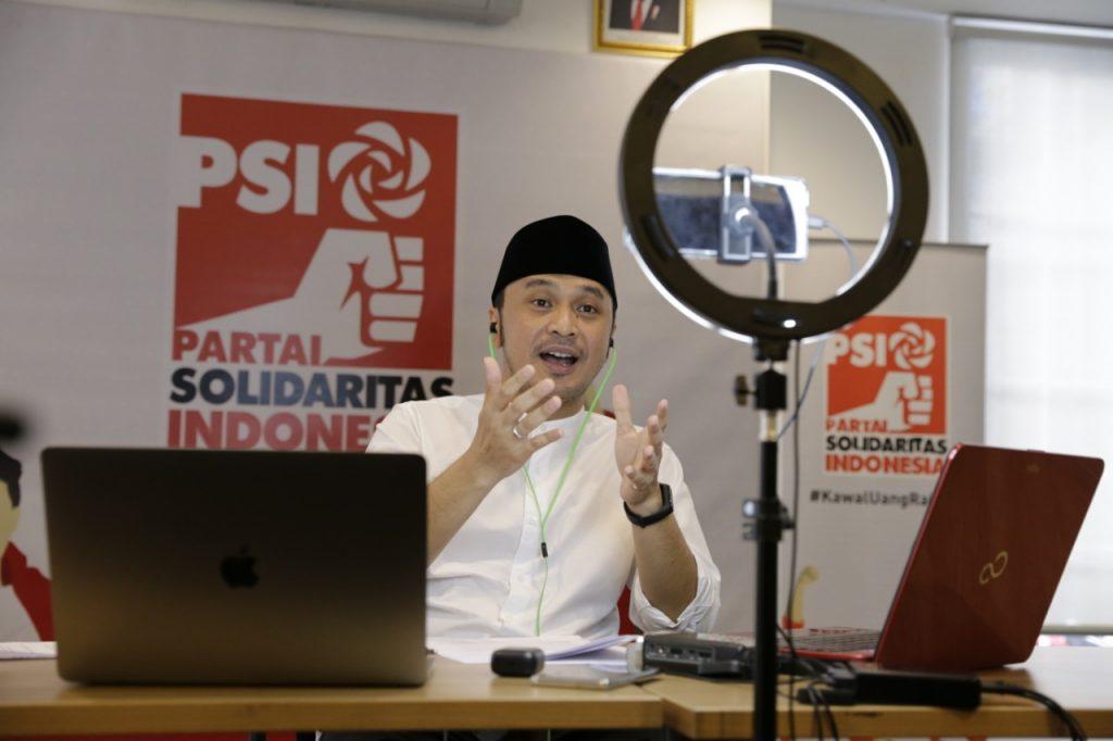 Breaking News: Giring Ganesha Mencalonkan Diri sebagai Presiden RI 2024