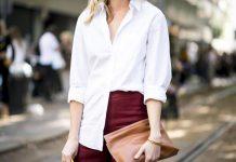 Tips Untuk Tampil Chic dengan Kemeja Putih