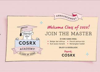 Ladies, Ingin Belajar Soal Skincare? Yuk, Join The Masters di COSRX Academy Class of 2020!