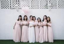 6 Rekomendasi Gaya Rambut Half Updo Untuk Bridesmaid