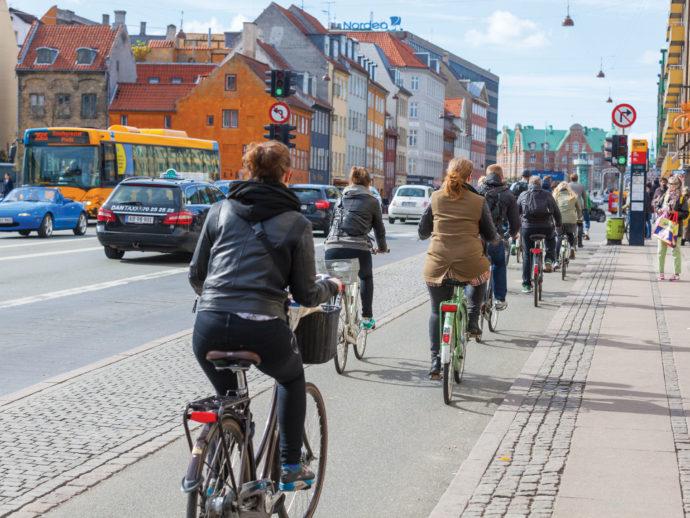 5 Negara Paling Ramah untuk Pesepeda
