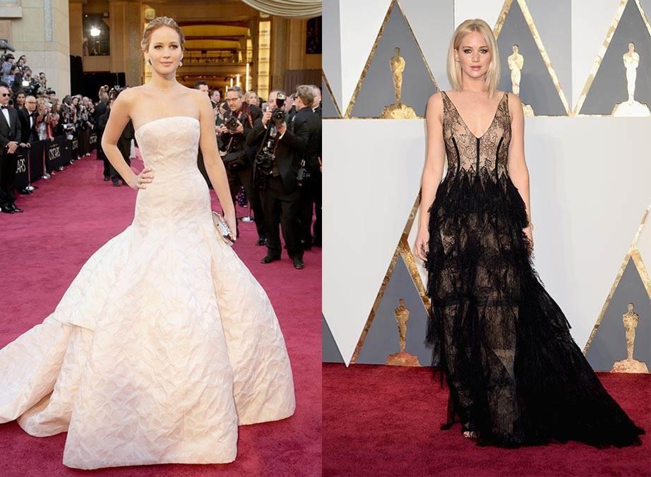 Gaya 6 Selebriti Hollywood setelah Ganti Stylist, Bikin Pangling