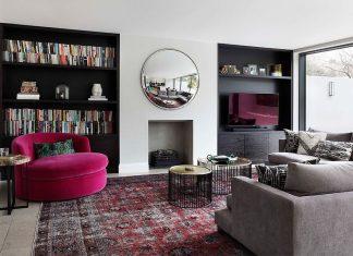 Tips Penataan Rak Buku Estetik ala Home Stagers