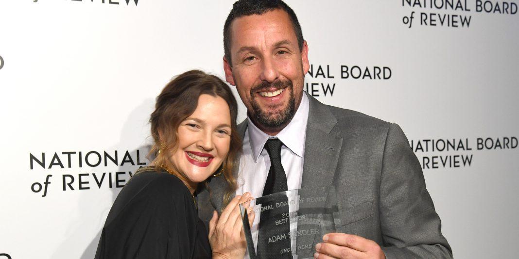 Adam Sandler dan Drew Barrymore Rencanakan Reuni Film Keempat Mereka